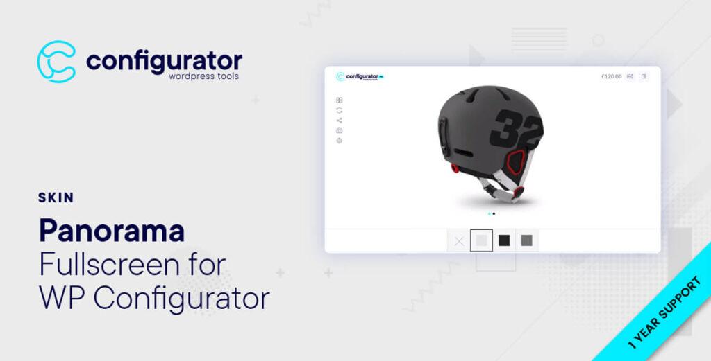 PANORAMA SKIN - WP Configurator Plugin