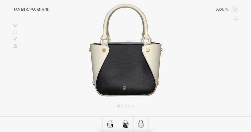 HandBag Configurator - Custom Projects